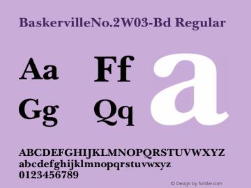 BaskervilleNo.2W03-Bd