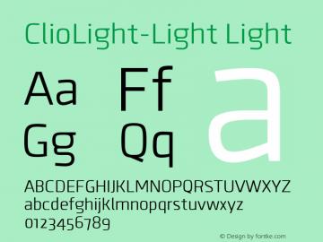 ClioLight-Light