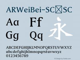 ARWeiBei-SC