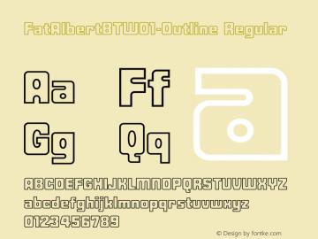 FatAlbertBTW01-Outline