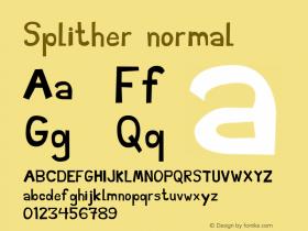 Splither