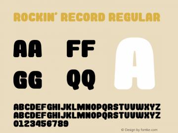 Rockin' Record