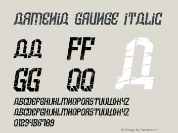 Armenia Grunge