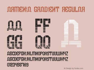 Armenia Gradient