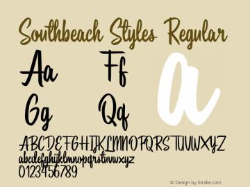 Southbeach Styles