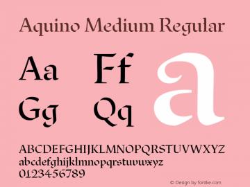 Aquino Medium