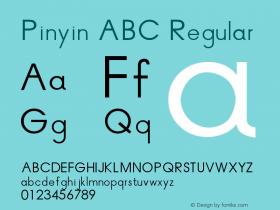 Pinyin ABC