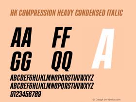 HK Compression