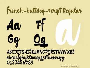 french-bulldog-script