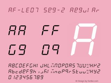 AF-LED7 Seg-2