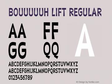Bouuuuuh Lift