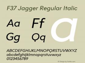 F37 Jagger