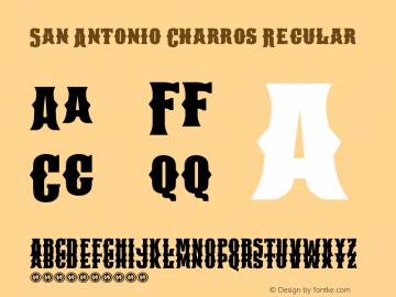 San Antonio Charros
