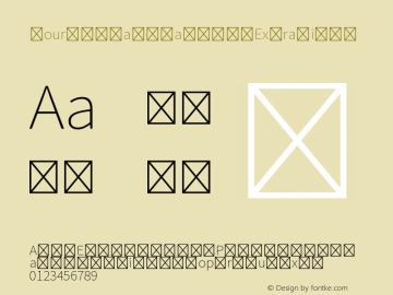 Source Han Sans K