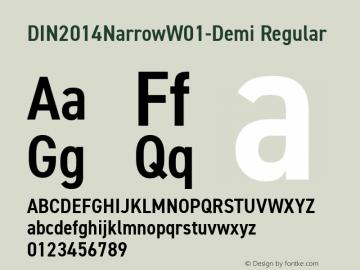 DIN2014NarrowW01-Demi