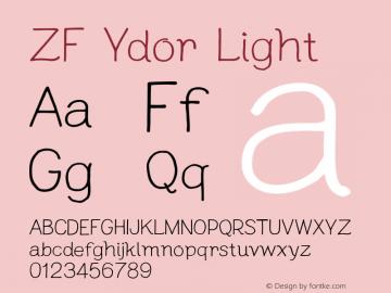 ZF Ydor