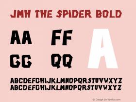 JMH THE SPIDER