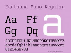 Funtauna Mono