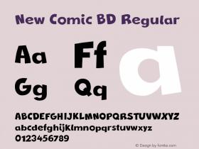 New Comic BD