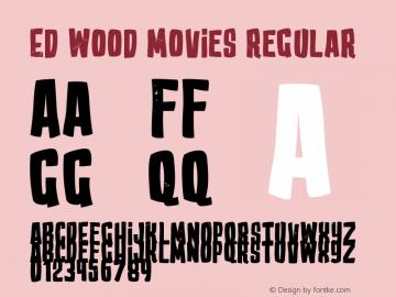 Ed Wood Movies