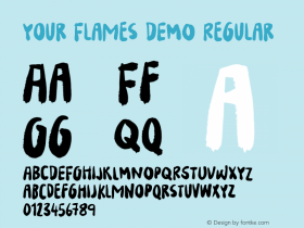 Your Flames DEMO
