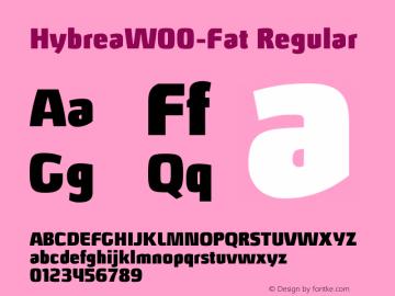 HybreaW00-Fat