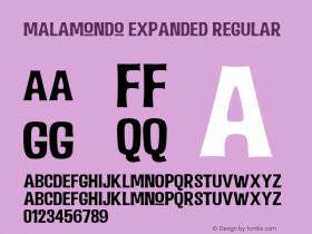 Malamondo Expanded