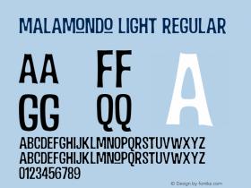 Malamondo Light