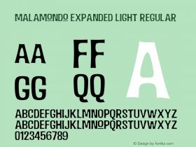 Malamondo Expanded Light