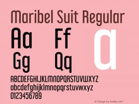 Maribel Suit