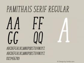 Pamithais Serif