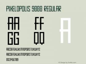Pixelopolis 9000