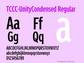 TCCC-UnityCondensed