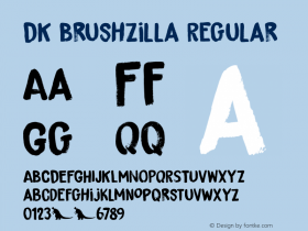 DK Brushzilla