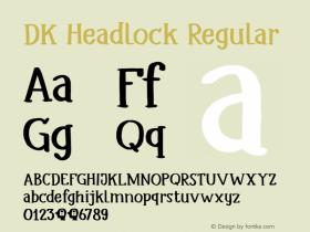 DK Headlock