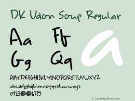 DK Udon Soup