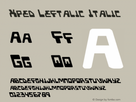 Xped Leftalic