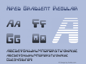 Xped Gradient
