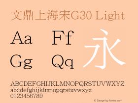 文鼎上海宋G30