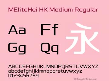 MEliteHei HK Medium