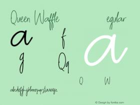 Queen Waffle DEMO