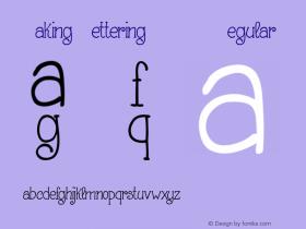 Making Lettering_DEMO