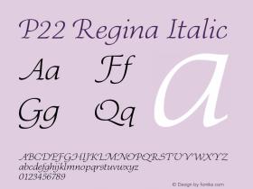 P22 Regina