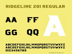 Ridgeline 201