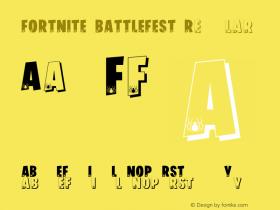 FORTNITE BATTLEFEST