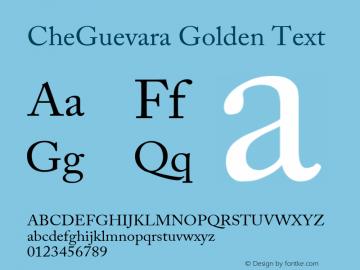 CheGuevara Golden