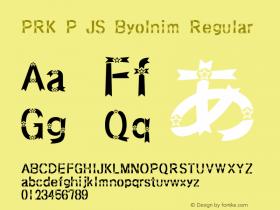 PRK P JS Byolnim