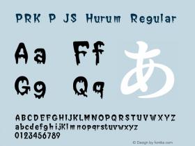 PRK P JS Hurum