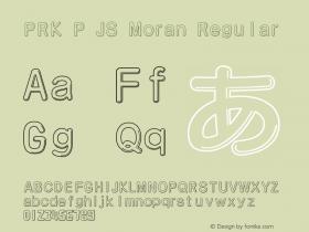 PRK P JS Moran