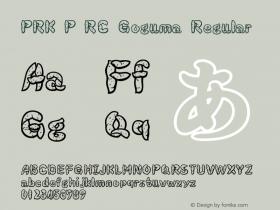 PRK P RC Goguma